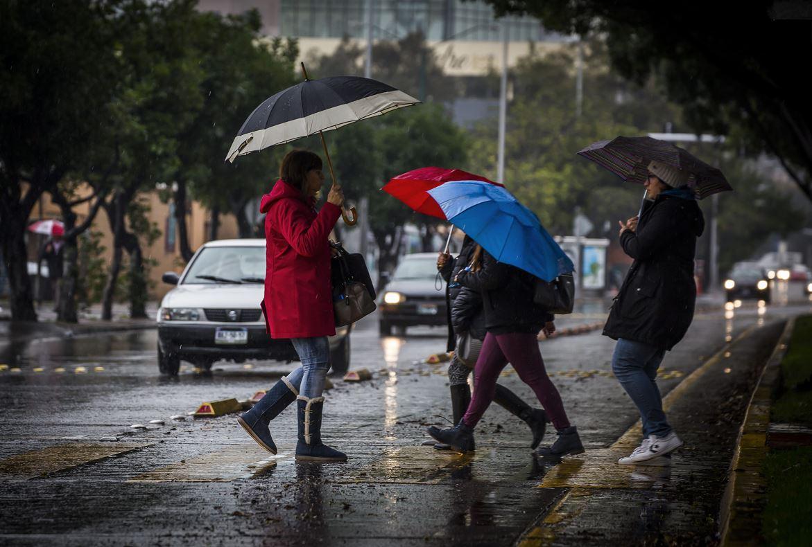 Foto: La presencia de un nuevo frente frío que cruza el noreste de México ocasionara lluvias, 3 marzo 2019