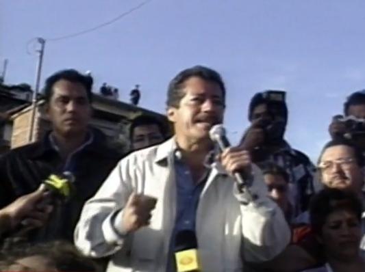 FOTO Colosio se reunió con Camacho Solís antes de su asesinato