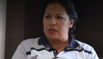 Luz Alicia Gordoa, la primera mujer mexicana ampayer-samurai
