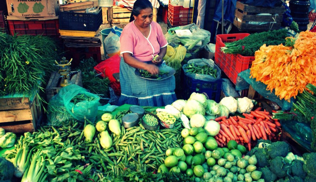 FOTO Inflación en febrero registra nivel más bajo desde 2016: en la imagen, un mercado tradicional de Veracruz Cuartoscuro 18 agosto 2010