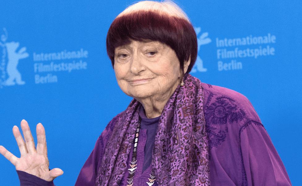 """FOTO Muere Agnes Varda, figura de la """"Nouvelle Vague"""" del cine francés (AP berlin 13 febrero 2019)"""