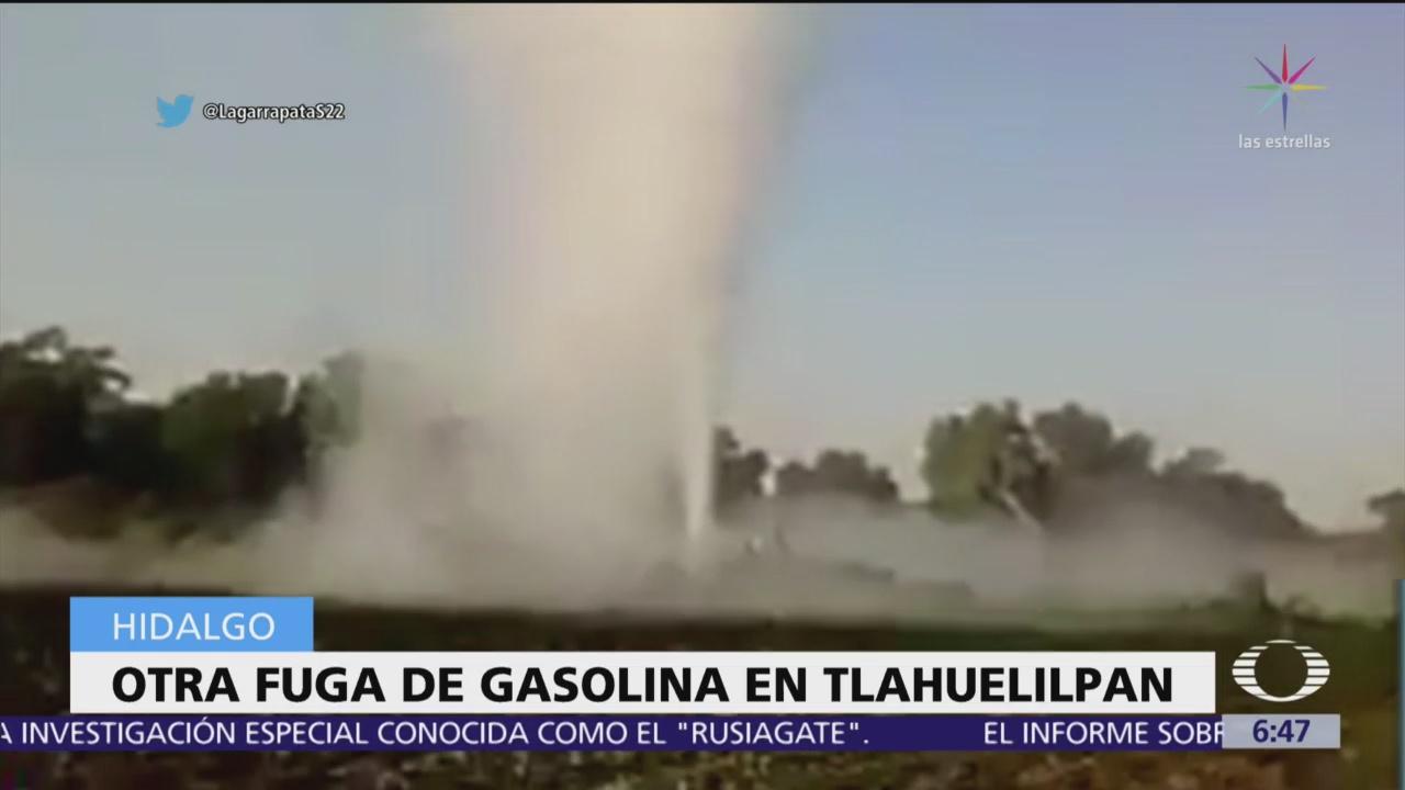 Foto: Nueva fuga de gasolina se registra en Tlahuelilpan, Hidalgo