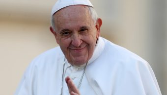 Foto: El papa Francisco celebra una audiencia semanal en el Vaticano, marzo 24 de 2019 (Reuters)