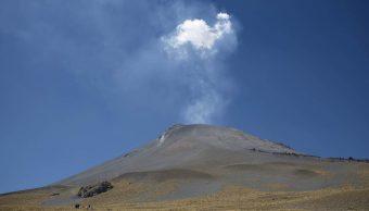 Foto Don Goyo Popocatépetl 29 Marzo 2019