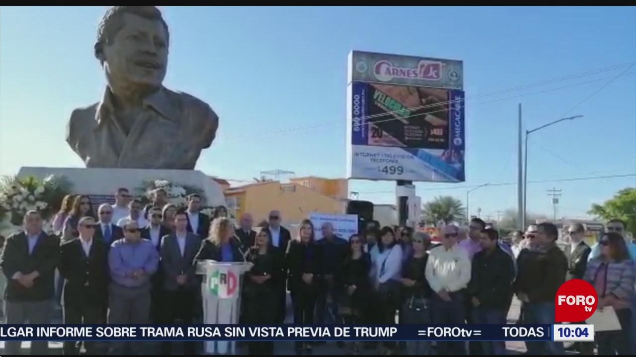 FOTO:Recuerdan a Luis Donaldo Colosio en Sonora, 24 Marzo 2019