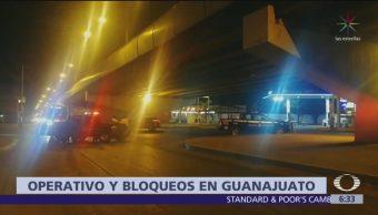 Rescatan a 6 secuestrados tras operativo contra huachicol en Guanajuato
