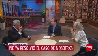 FOTO:Resolución del INE en el caso 'Nosotrxs', 24 Marzo 2019