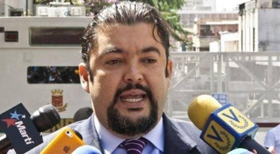 Jefe de despacho de Guaidó queda formalmente preso