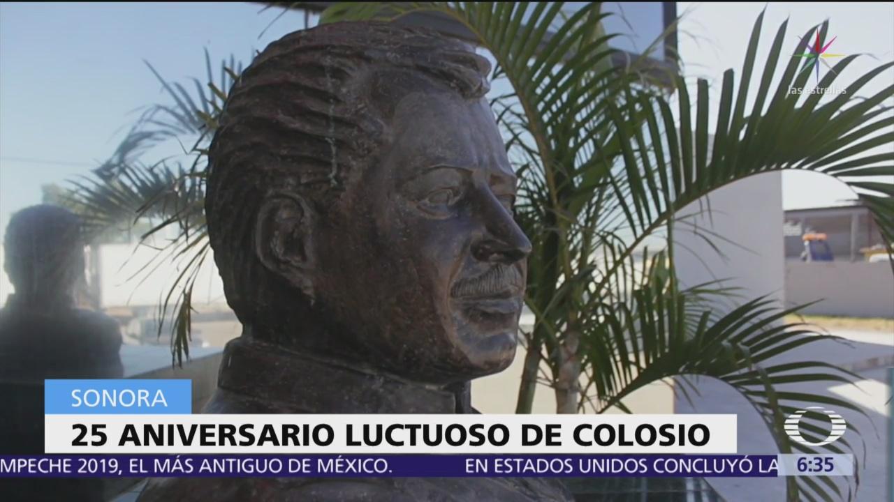 Foto: Se cumplen 25 años del asesinato de Luis Donaldo Colosio