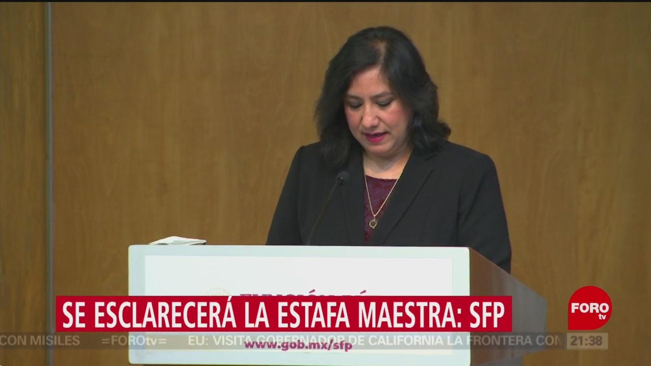 Foto: Sfp Desvíos Estafa Maestra 7 de Marzo 2019