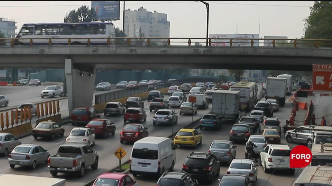 Soluciones para disminuir el tráfico en la CDMX