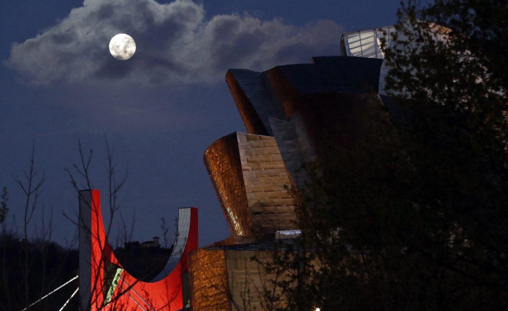 FOTOS: Así se vivió la última superluna del 2019