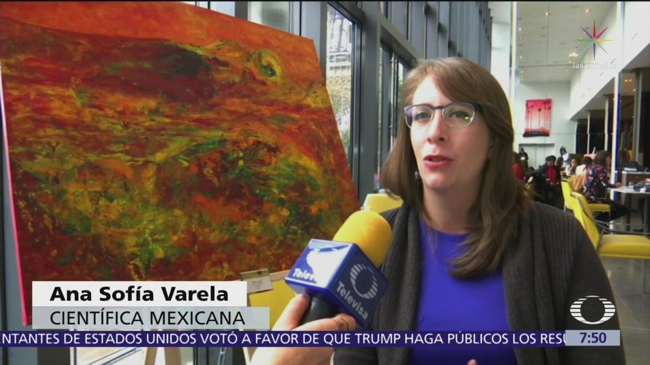 Unesco reconoce a científica mexicana