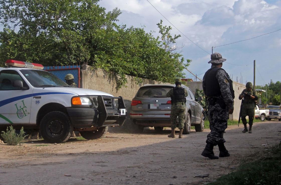 Foto: Violencia en Jalisco, junio 2014. Cuartoscuro