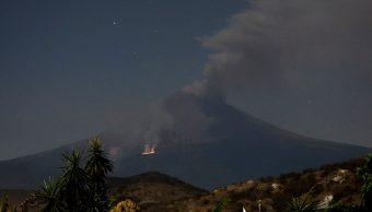 Explosión en el Popocatépetl fue diferente, salimos corriendo: Habitantes