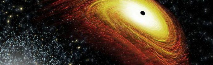 foto UNAM colabora en tomar la primera fotografía de un agujero negro 9 abril 2019