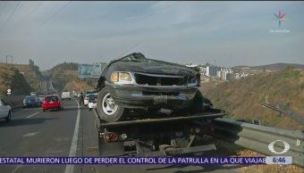 Al menos 12 muertos en accidentes de carretera