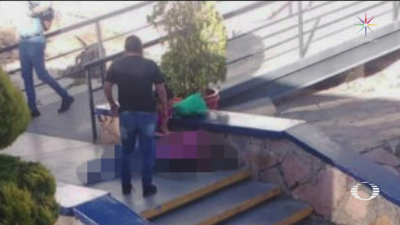 Foto: Asesinan Estudiante Dentro Universidad Autónoma Zacatecas 10 de Abril 2019
