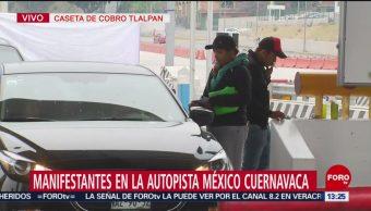 FOTO:Aumenta aforo vehicular en las autopistas de México, 27 ABRIL 2019