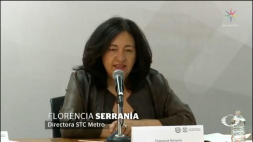 Foto: Disculpa Familiares Mujer Falleció Metro CDMX 25 Abril 2019