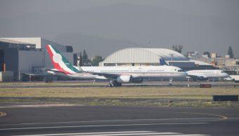 Avión presidencial tiene 14 ofertas de compra: Banobras