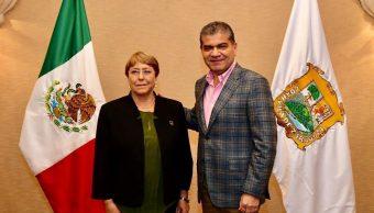 Bachelet llevará a autoridades mexicanas peticiones sobre desaparecidos