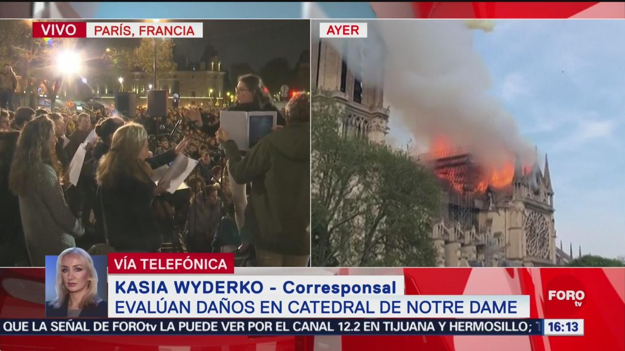 Foto: Campanas de todas las catedrales de Francia sonarán en honor a Notre Dame