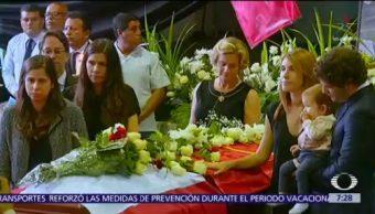 FOTO: Despiden al expresidente peruano Alan García, 19 ABRIL 2019