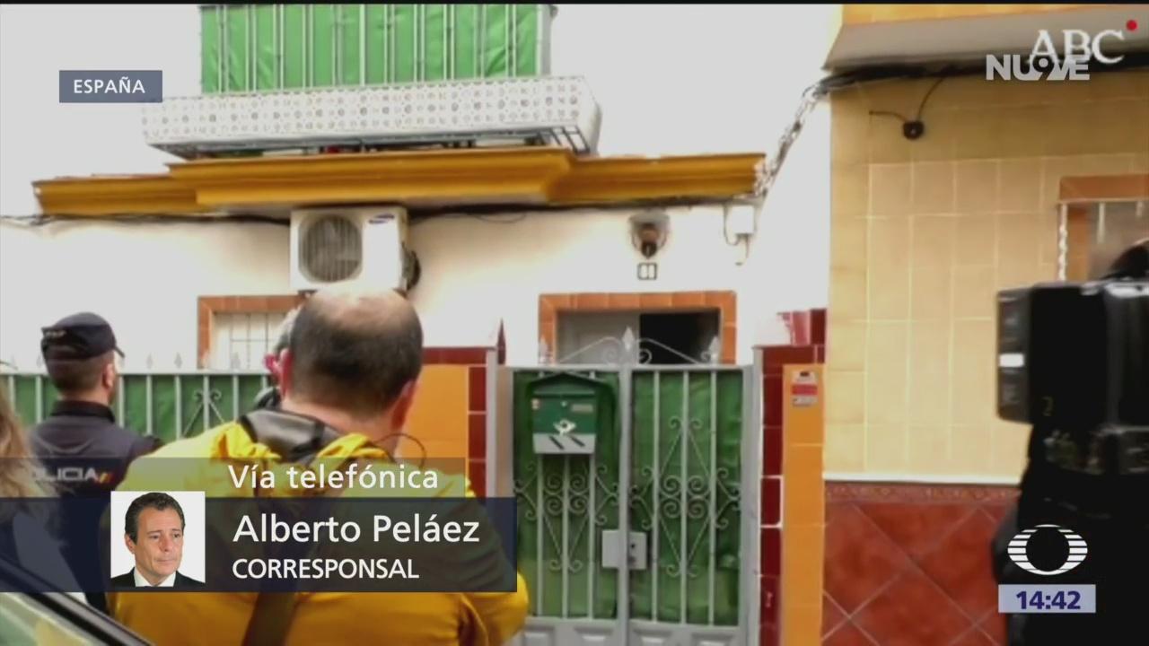 Foto: Detienen a hombre que planeaba atentado en feria de Sevilla