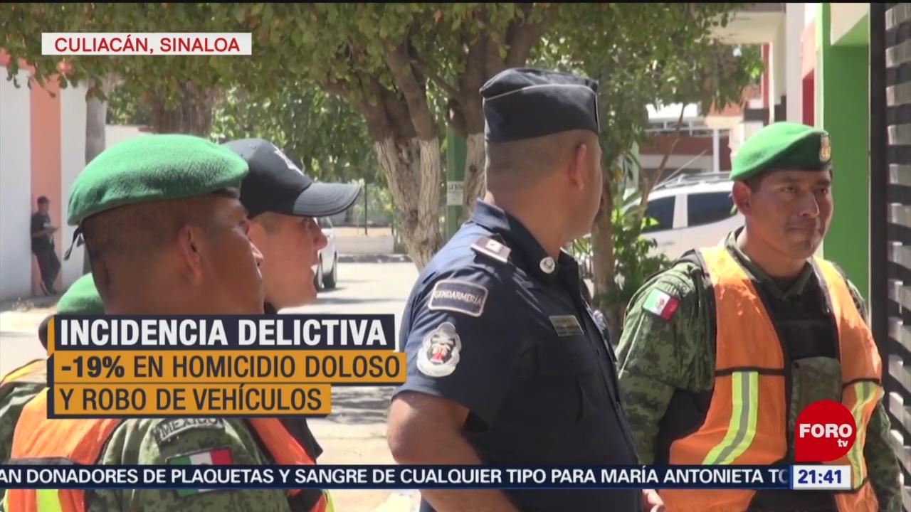 Foto: Disminuyen los homicidios en Culiacán, Sinaloa