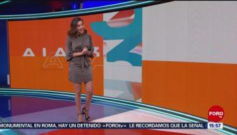 FOTO: El Clima 'A las Tres' con Daniela Álvarez, 18 ABRIL 2019