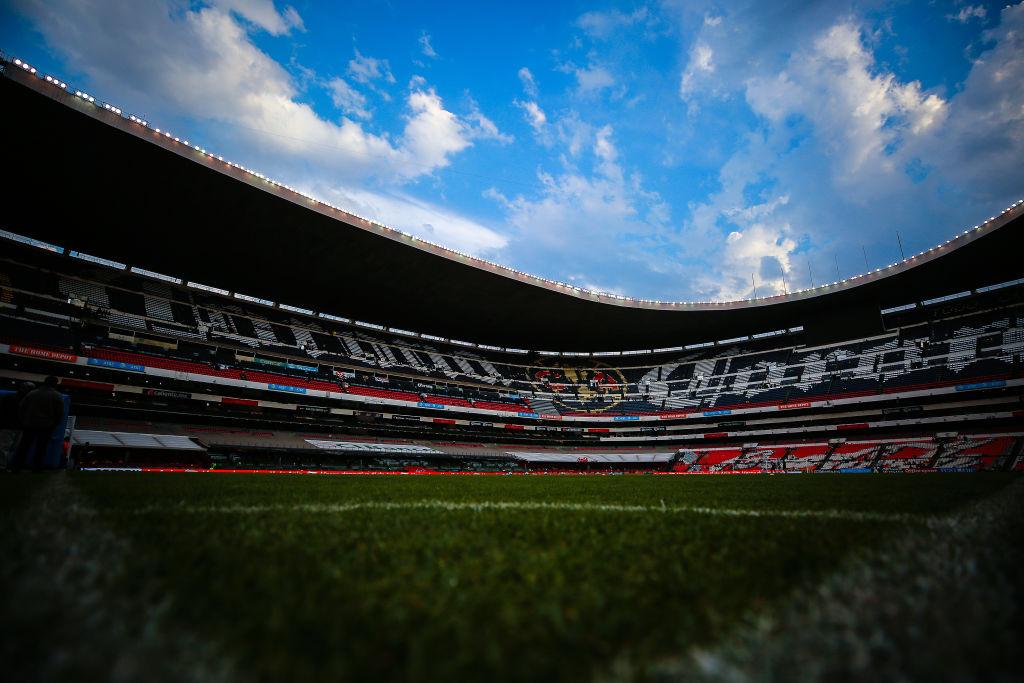 foto estadio azteca 23 de febrero de 2019 getty images