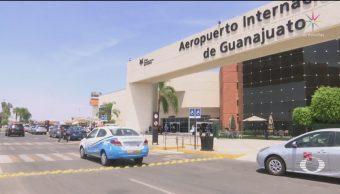 Foto: Fiscalía investiga complicidades en robo millonario en aeropuerto de Guanajuato