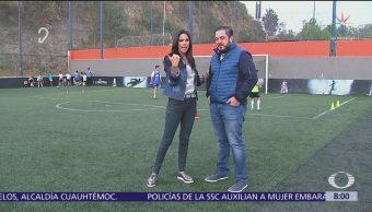 Fundación Diego, Vero, Mía ayuda a niños a través del futbol