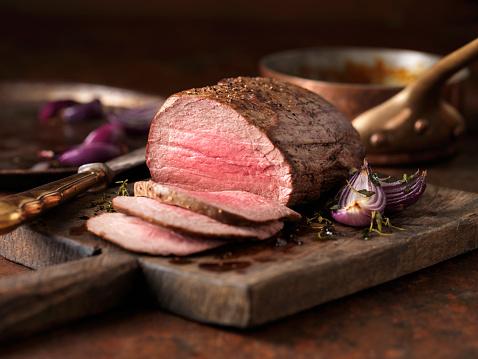 foto carne roja