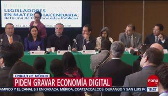 Foto: Hacienda pide a diputados restablecer el cobro de tenecia