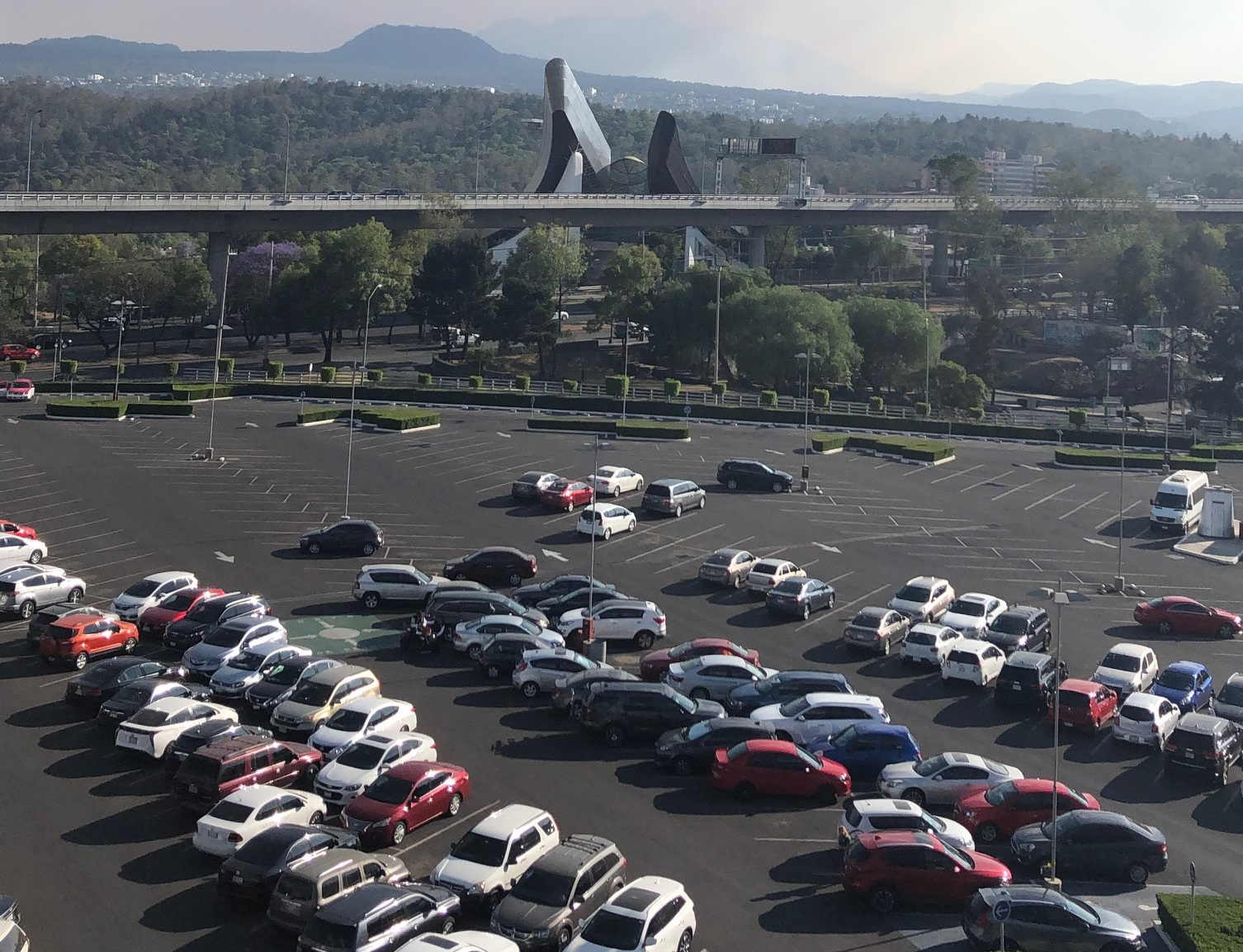 foto Estacionamiento gratis, propuesta de Morena en el Senado 23 abril 2019