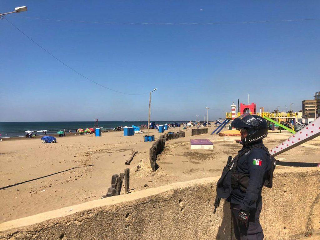 Foto Implementan operativo de Semana Santa 2019 en Veracruz 15 abril 2019