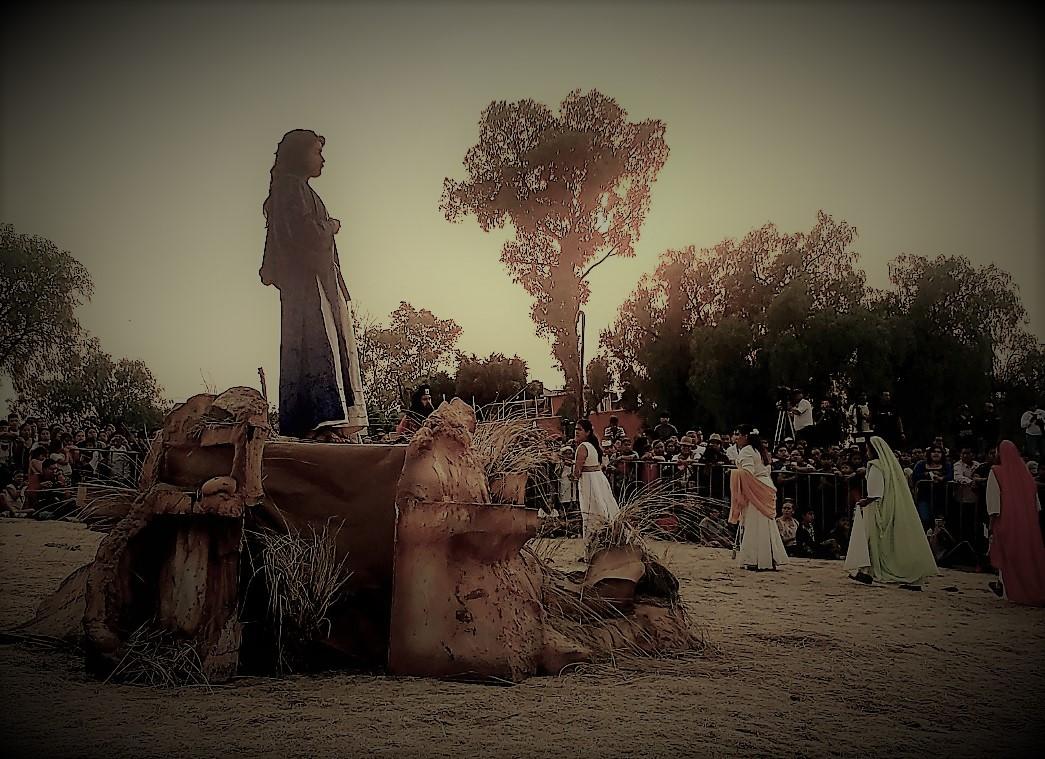 La Pasión de Cristo en Iztapalapa: Ellos son los nuevos actores de la 176 representación