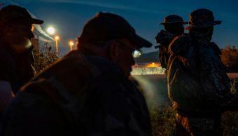 Patriotas Constitucionales Unidos presume detención de migrantes en la frontera con EEUU