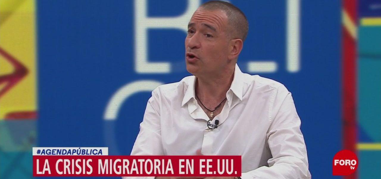 FOTO:La crisis migratoria en Estados Unidos, 21 ABRIL 2019