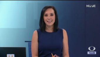 Foto: La Noticias Karla Iberia 5 de Abril 2019