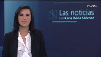 FOTO: Las Noticias, con Karla Iberia: Programa del 18 de abril del 2019, 18 ABRIL 2019