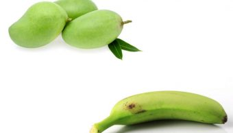 Mangos y plátanos verdes ayudarían a prevenir el cáncer de colon
