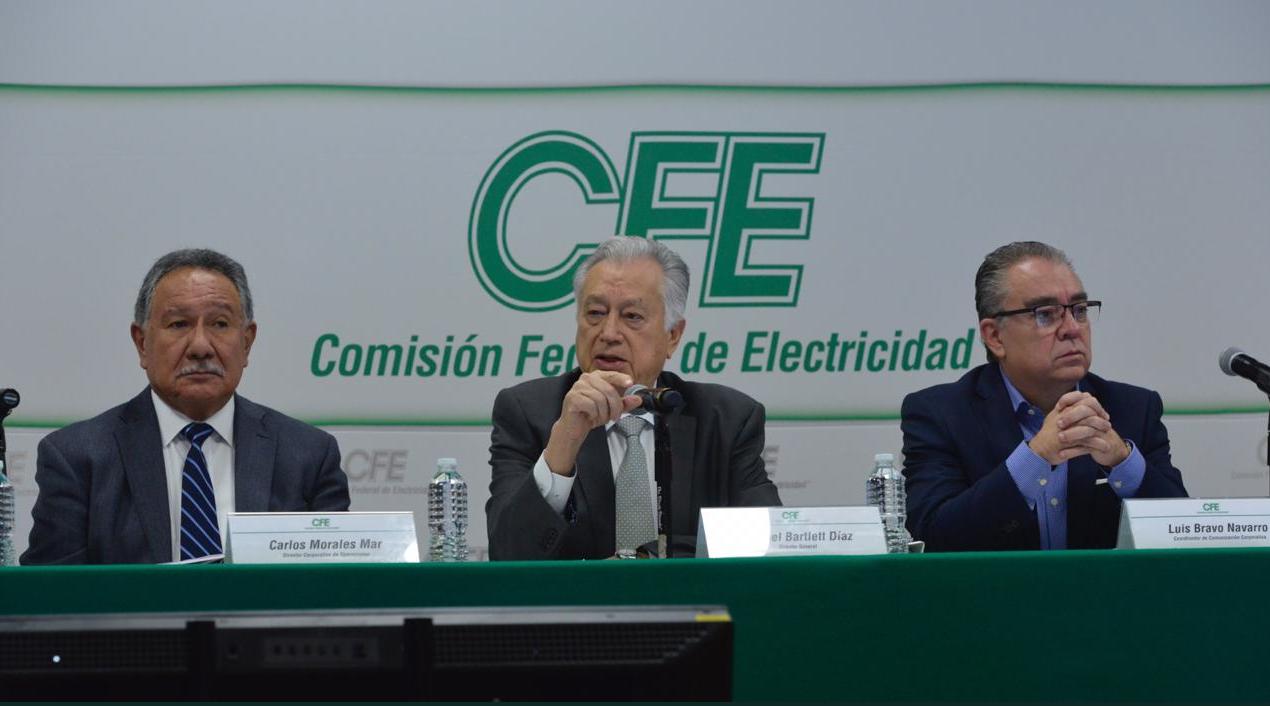 No habrá más apagones en la Península de Yucatán, dice CFE