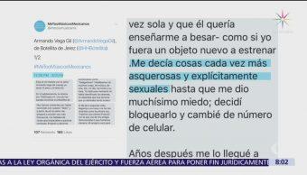 #MeToo y el suicidio de Armando Vega Gil, el análisis