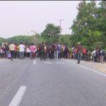 Foto: Migrantes Cubanos Salen Tapachula Hacia CDMX 17 de Abril 2019