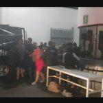 Foto: Migrantes Escapan Estación Migratoria Chiapas 25 de Abril 2019