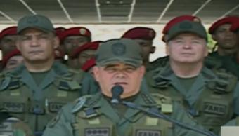 Foto: Ministro de Defensa de Venezuela, Vladimir Padrino López,30 de abril de 2019, Caracas