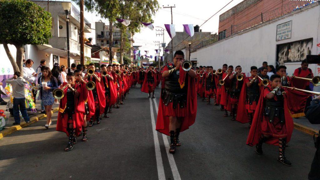 Foto Inicia la 'Pasión de Cristo' este Viernes Santo en Iztapalapa 19 abril 2019